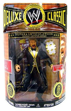 WWE Wrestling Deluxe Classic Series 4 - TED DIBIASE