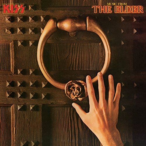 Music From The Elder [LP] (Guitar Pick Kiss)