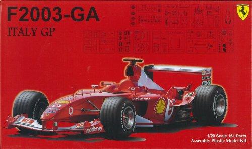 1/20 Ferrari F2003-GA, Italy GP by Fujimi