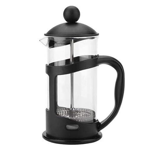 Tetera a presión Francesa Cafetera Hogar Mocha Molinillo de café ...