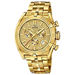 JAGUAR Reloj Executive - Hombre Swiss Made - Cristal: Zafiro - DIÁMETRO DE Caja (MM): 45.8 8