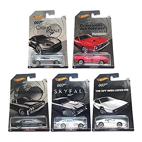 hot-wheels-2015-exclusive-james-bond-007-collection-bundle-of-5-diecast-cars