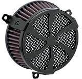 Cobra PowrFlo Air Cleaner Kit Black Swept 06-0133-01B