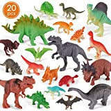 Meter.llc Dinosaur Toys, Kids Realistic Toy Dinosaur Figures for Cool Kids and Toddler Education