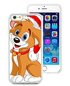 Design for Mass Customization iPhone 6 Case,Christmas Dog White iPhone 6 4.7 Inch TPU Case 10 by icecream design