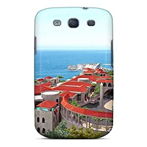FeKSESi8249QUVFm Jamesmeggest Protective Beautiful Resort Hotel In Malaysia For Case Samsung Galaxy S4 I9500 Cover