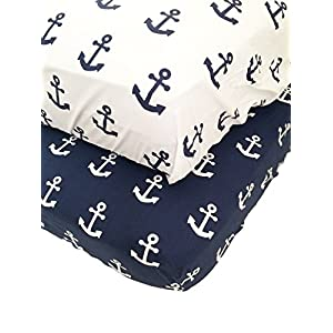 51Ib%2BsVaYZL._SS300_ Nautical Crib Bedding & Beach Crib Bedding Sets