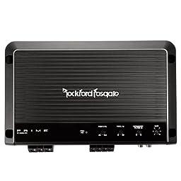 Rockford Fosgate Prime 1,200-Watt Class-D 1-Channel Amplifier