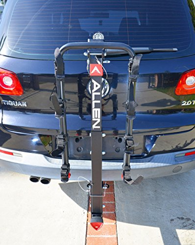 Allen Sports Deluxe Locking Quick Release 4-Bike Carrier for 2'' Hitch by Allen Sports (Image #4)