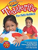 img - for Toddlerific!: 12 Faith Themes for Toddlers (Easy-Prep Lessons) book / textbook / text book