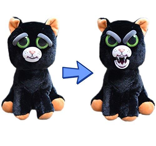 William Mark Feisty Pet Black Cat: