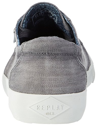 28 Gris Homme Replay Kolen Baskets grey w7tvtHXq