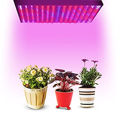 BEAMNOVA 45w LED Grow Light Panel Hydroponics Plant Indoor Hydro Full Spectrum Growing Lamp
