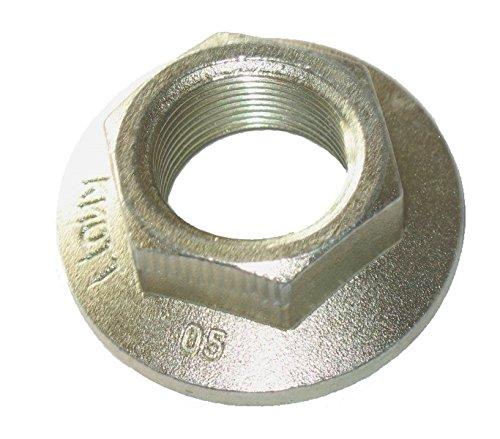 Knott Lot de 2 m/âchoires de frein 250 x 40 mm 25-2025//1 pour 2 essieux Type 4 x /écrou