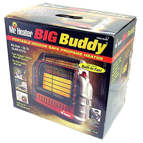 little buddy mr heater - 6