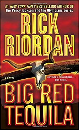 Rick Riordan - Big Red Tequila Audiobook Free Online