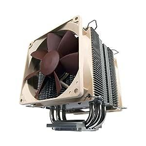 Noctua NH-U9B SE2 - Ventilador de PC (1.32 W, Marrón, 550 g, 95 x 95 x 125 mm, 12V, 1000 RPM)