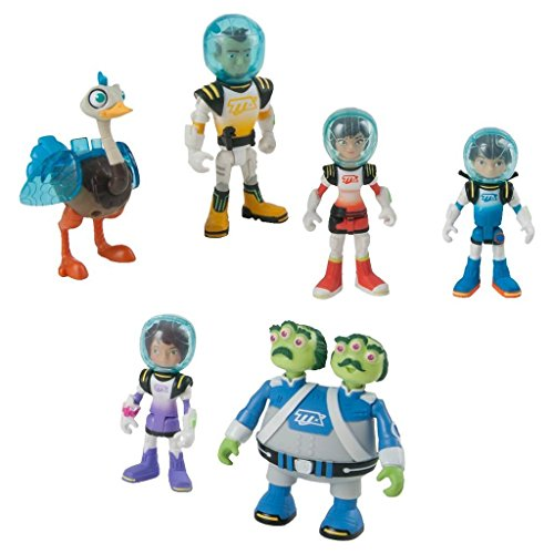 Miles From Tomorrow land Callisto Family Mission 6 Pack for Motor Skills