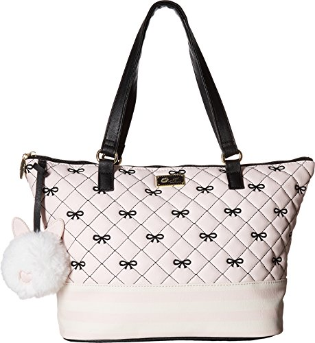 Quilted Bow Bag - 8