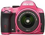 PENTAX(ペンタックス) PENTAX(ペンタックス) K-50 レンズキット ピンク