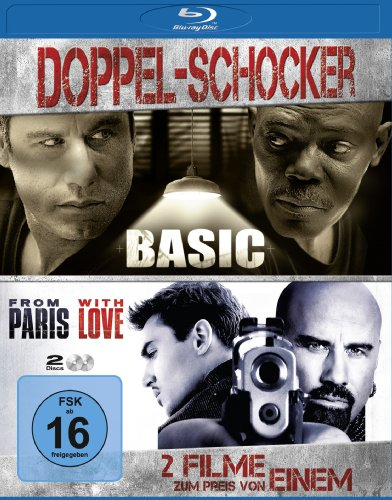 Basic/from Paris With Love Bd [Blu-ray] [Import allemand]
