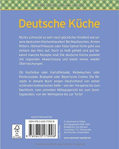 Deutsche Küche (Minikochbuch): 9783625173908: Amazon.com: Books