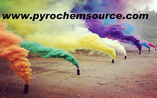 Red Smoke Dye - 1 lb - Red Smoke