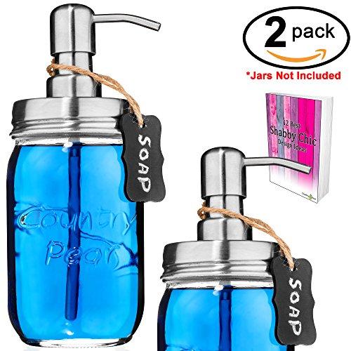 liquid-soap-dispenser-for-kitchen-bathroom-vintage-glass-mason-jar-stainless-steel-pump-lid-chalkboa