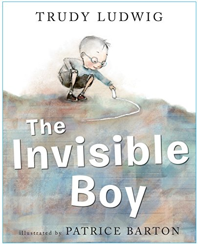 The Invisible Boy (Name Jar)