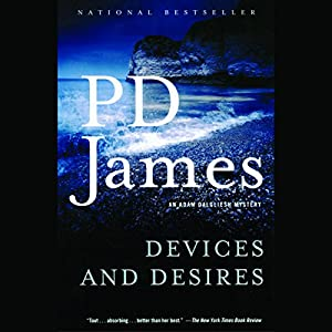 Devices and Desires Audiobook