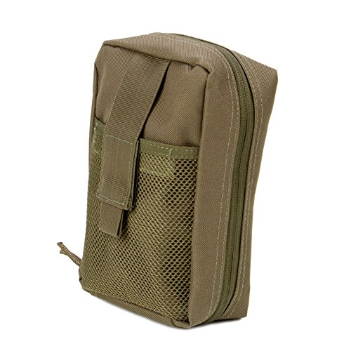 3V Gear MOLLE Large Medic Pouch - Olive Drab