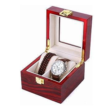 GUANGJUYUAN Corea tendencia Colección de madera 2 joyería ...