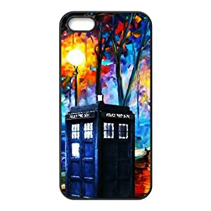 Police Box Hot Seller Stylish Hard Case For Iphone 5s