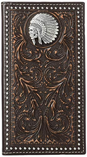 Ariat Western Wallet Indian Chief product image