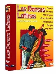 """Afficher """"Les Danses latines"""""""