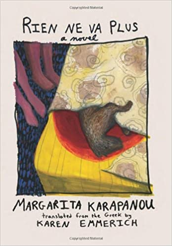Image result for Margarita Karapanou, Rien ne va Plus