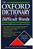 The Oxford Dictionary of Difficult Words, , 0195146735