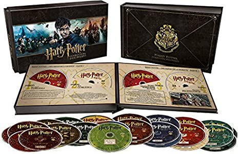Pack Harry Potter: Colecci??n Hogwarts [DVD]: Amazon.es: Cine y ...