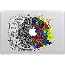 Sticker for Macbook, Stillshine Unique Elegant Design Vinyl Decal Skin Sticker For MacBook Pro / Air 13 Inch Portable Computer Apple Laptop (11)