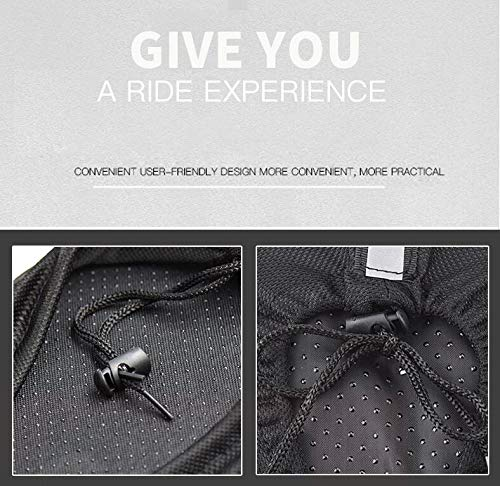 Amazon.com : Bike Seat Cover Bicycle Cushion Cover Silicone ...