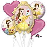 Beauty & The Beast Bouquet Of Balloons