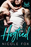 HOGTIED: A Dark Bad Boy Baby Romance (Satan's Chaos MC)