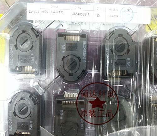 [VK] HEDS5540 A13 HEDS5540A13 HEDS5540 A13 orthogonal Optical Sports Encoder Sensor Encoders 3 Channel 500 CPR 8mm Metal CW