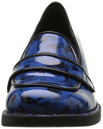 Art BRISTOL - Zapatos de tacón para mujer Azul (F Fight)