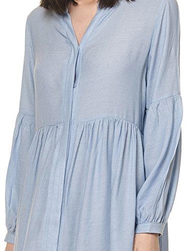 Glamorous Para Mujer Textured Blue Sky Vestido HHwqSxr4av