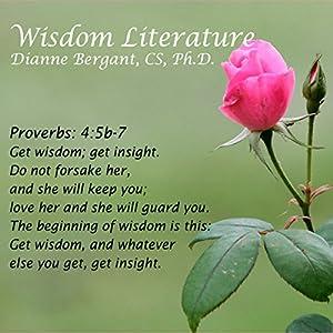 Wisdom Literature Lecture