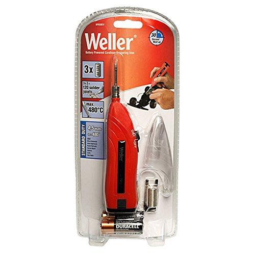 Weller BP650EU - 6 w / 45 v pilas soldador en blister: Amazon.es: Industria, empresas y ciencia
