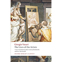 The Lives of the Artists (Oxford World's Classics) book cover