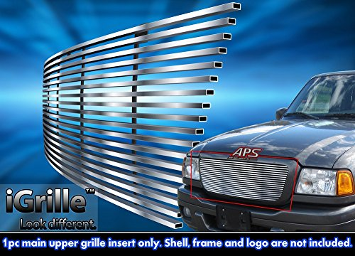billet grill 2004 ford ranger - 6