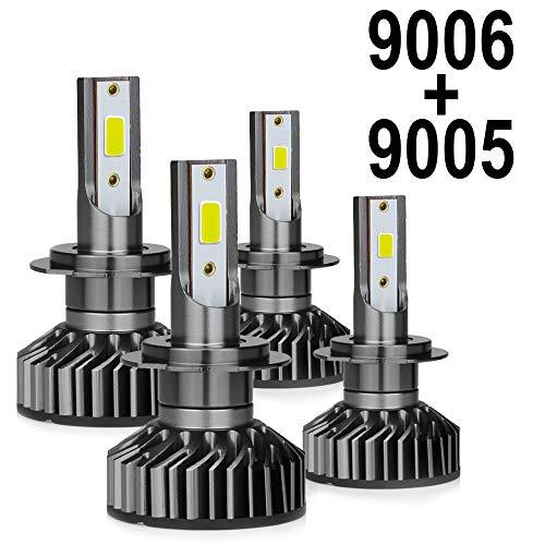 6000k led headlight bulb 9006 - 5